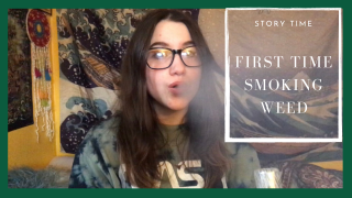 SUPER HIGH ~ First Time Smoking Weed ~ StoryTime