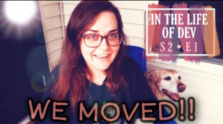 IN THE LIFE OF DEV | S 2 • E 1 | WE MOVED!!!!