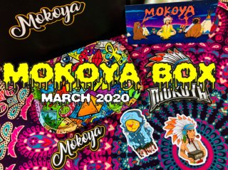 Mokoya Limited Edition Box March 2020 Unboxing