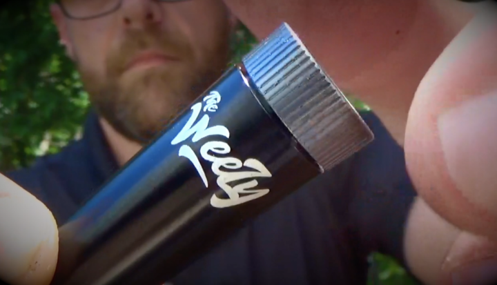 The Weezy - A new take on the one hitter!