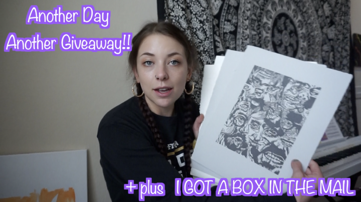 4/2/20 || SURPRISE Unboxing + Another Giveaway!