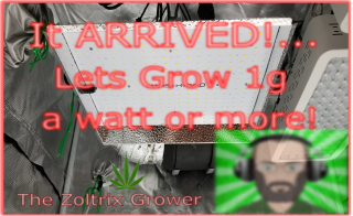 It's Here! | Huge Upgrade!! | Growing with Mars Hydro!!!