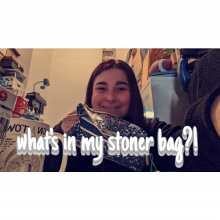 What's in my stoner bag???