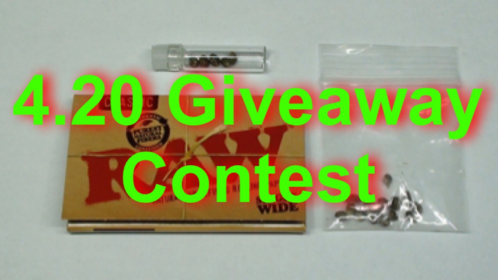 4.20 Giveaway Contest