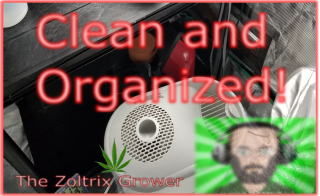 Grow Update | Clean and Organised | Growing with the Mars Hydro TS-1000 | TWTGC