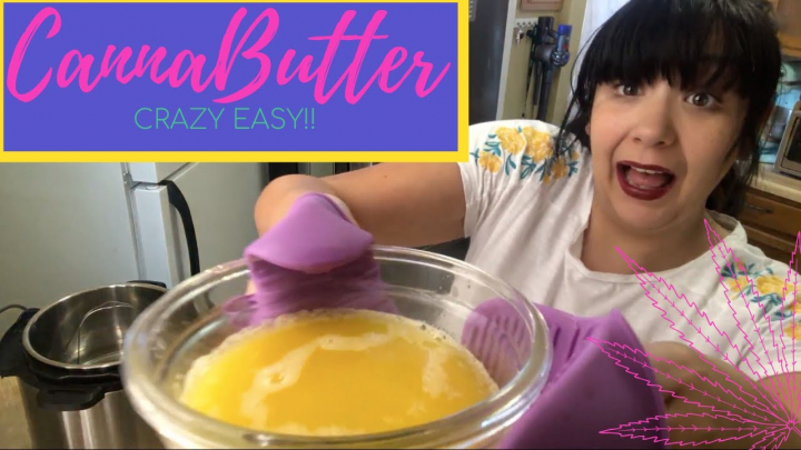 Easiest CannaButter Ever! Instant Pot Munchie Monday's