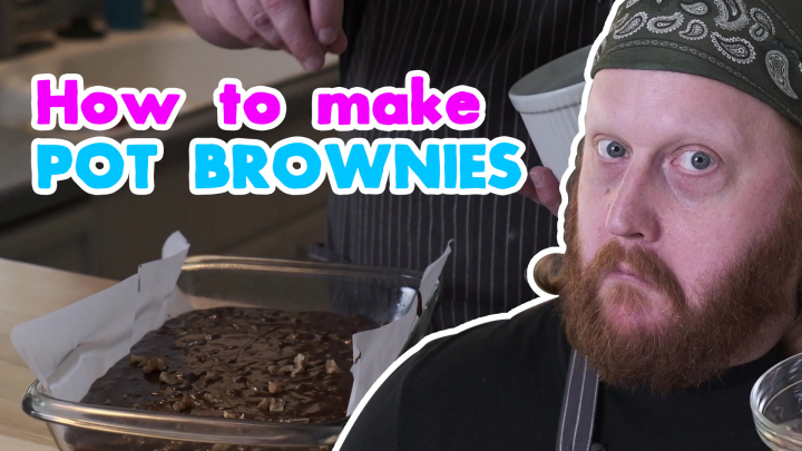 How to make pot brownies - Eat Weed