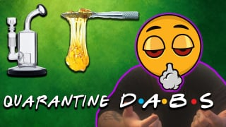 QUARANTINE DABS!!! - The Hemperage