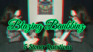 5 Stoner Questions | Welcome To My Channel