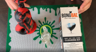 BongBae Cleaning Kit Review by MDcannabisevents | BongBae