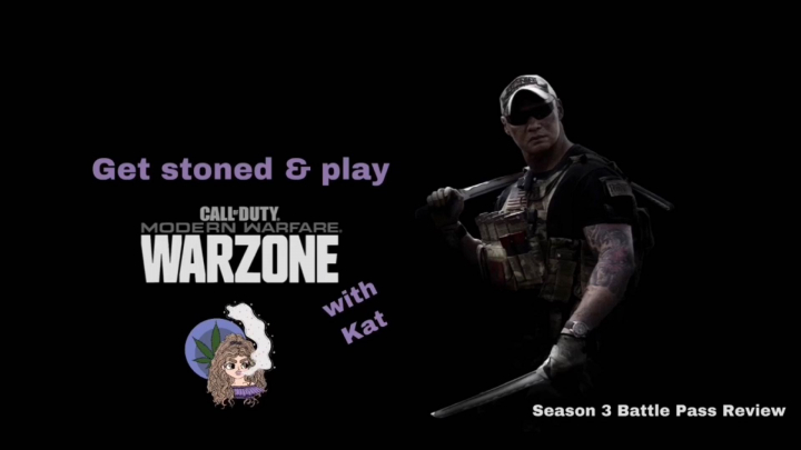 COD Warzone with Kat