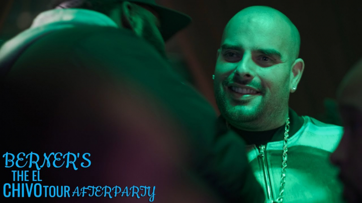Berner El Chivo After Party Presented by Cookies + Pistil Point + The Smokers Club + Happy Munkey
