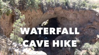 WATERFALL CAVE HIKE 2018