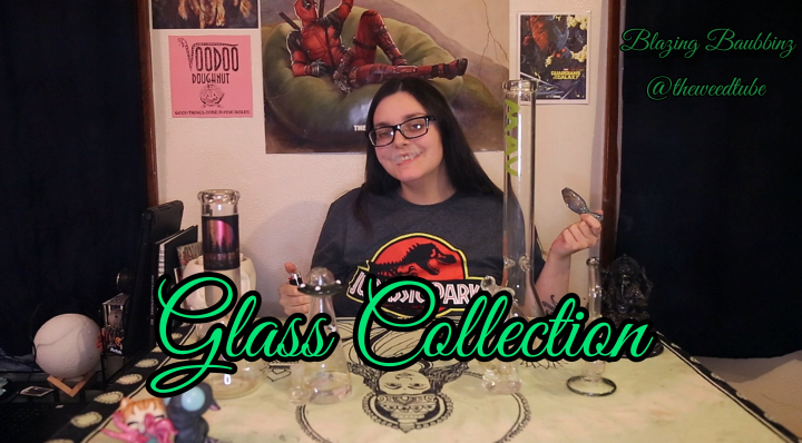Check Out My Glass Collection!