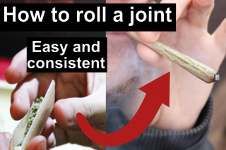 How To Roll A Joint - Stoner Tips 1
