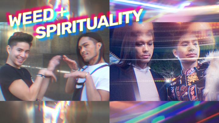 HIGH TALK: How We're Using WEED and SPIRITUALITY to Win at Life