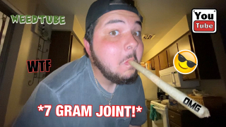 7 GRAM JOINT!! HAPPY 420!!