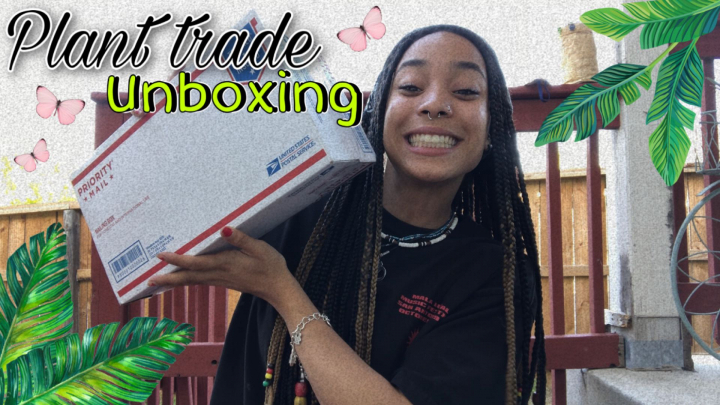 First Ever Plant Trade Unboxing | Likamalikah
