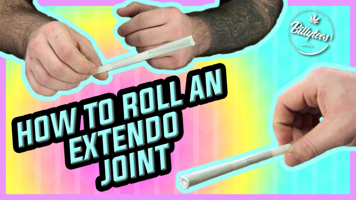 How To Roll An Extendo Joint With Billytees