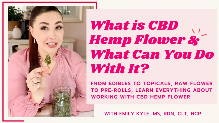 What is CBD Hemp Flower & What Can You Do With It?