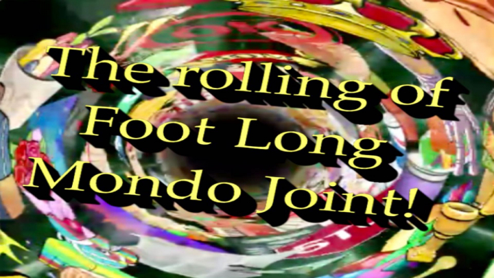 "Rolling 12"" Mondo Joint for the party! (4/20/2020 epic WorldRecord420)"
