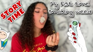 STORY TIME || My first time smoking weed