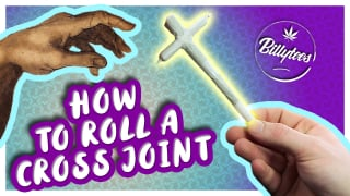 How to Roll A Cross Joint In 3 Minutes