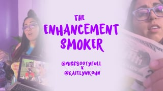 TWT COMEDY | The Enhancement Smoker Parody | On Weed ...