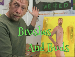 A Brushes and Buds Story