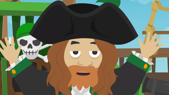 TWT Comedy Challenge - Cannabis Pirates