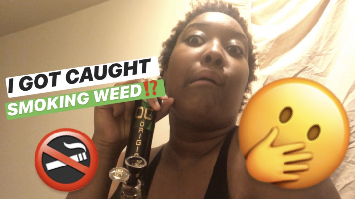 THE TIME I GOT CAUGHT SMOKING WEED... || PuffPuffGyal