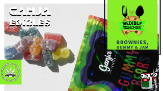 GUMMIES + BROWNIE + INFUSED JAM (Medible Munchies: Ganja Edibles Review)