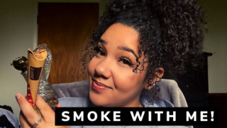 SMOKE SESSION! My 1st Video