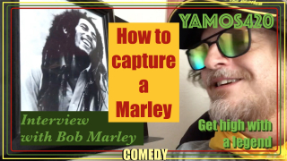 TWT Comedy Challenge | Interview with Bob Marley | Yamos420