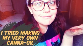 IN THE LIFE OF DEV   S2 • E3   I MADE SPECIAL BROWNIES WITH HOMEMADE CANNA - OIL