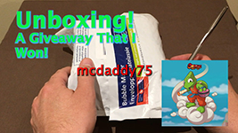 Unboxing! The 420 Giveaway that I won!