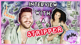 INTERVIEW WITH A STRIPPER