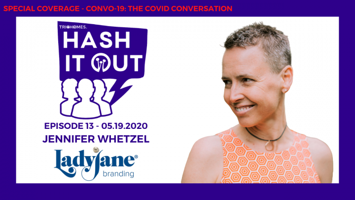 HASH IT OUT F. JENNIFER WHETZEL FROM LADYJANE BRANDING - ARCHETYPES AND GENDER EQUITY