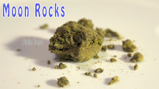 CBD Moon Rocks!