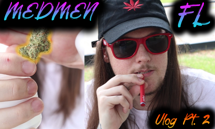 Checking Out MEDMEN FL Dispensary! || Pensacola Trip Vlog Pt.2|| Smoke Buddyworks! || FLMMJ