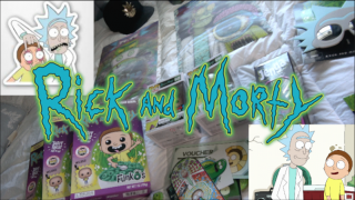 MY ENTIRE RICK AND MORTY COLLECTION!!!