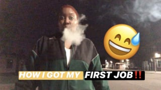 HOW I GOT MY FIRST AND LAST JOB... || PuffPuffGyal