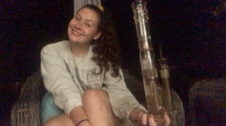 Super Chill Night Bong Session