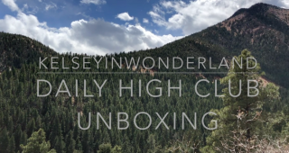 DAILY HIGH CLUB UNBOXING