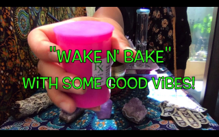 Wake n' Bake with me! Enjoy the morning with some good vibes! | Femme Astra