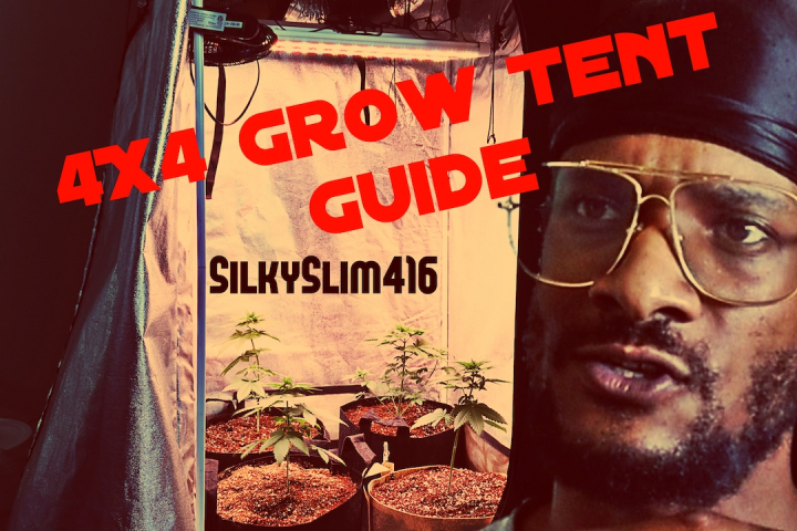 4X4 Grow Tent  Guide To Amending Organic Nutrients Using Coco Coir + Quick Tutorial on Transplanting