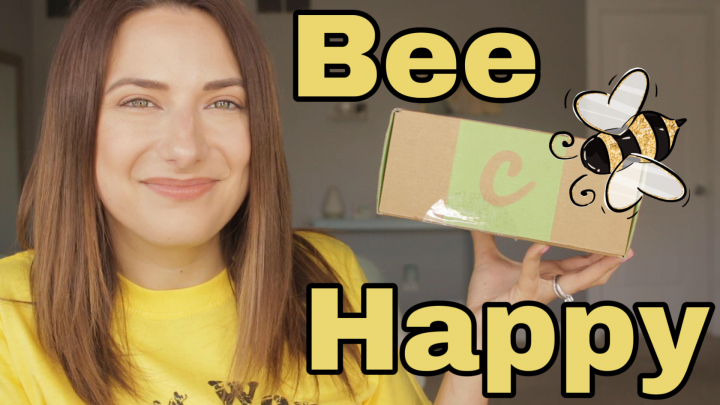 CANNABOX May 2020 - Bee Happy was so stinking cute!!