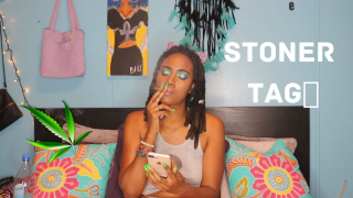 STONER TAG!!! | Mini smoke sesh