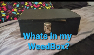 What's In My Weed Box?