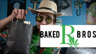 BAKED BROS SENT ME A PACKAGE!!!